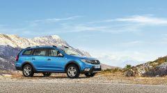 Dacia Logan MCV Stepway: piastre di protezione anteriori e posteriori