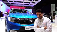 Dacia Logan MCV Stepway: in video dal Salone di Ginevra 2017 - Immagine: 1