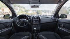 Dacia Sandero 1.0 SCe 75 CV: gli interni