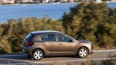 Dacia Sandero 1.0 SCe 75 CV: vista laterale