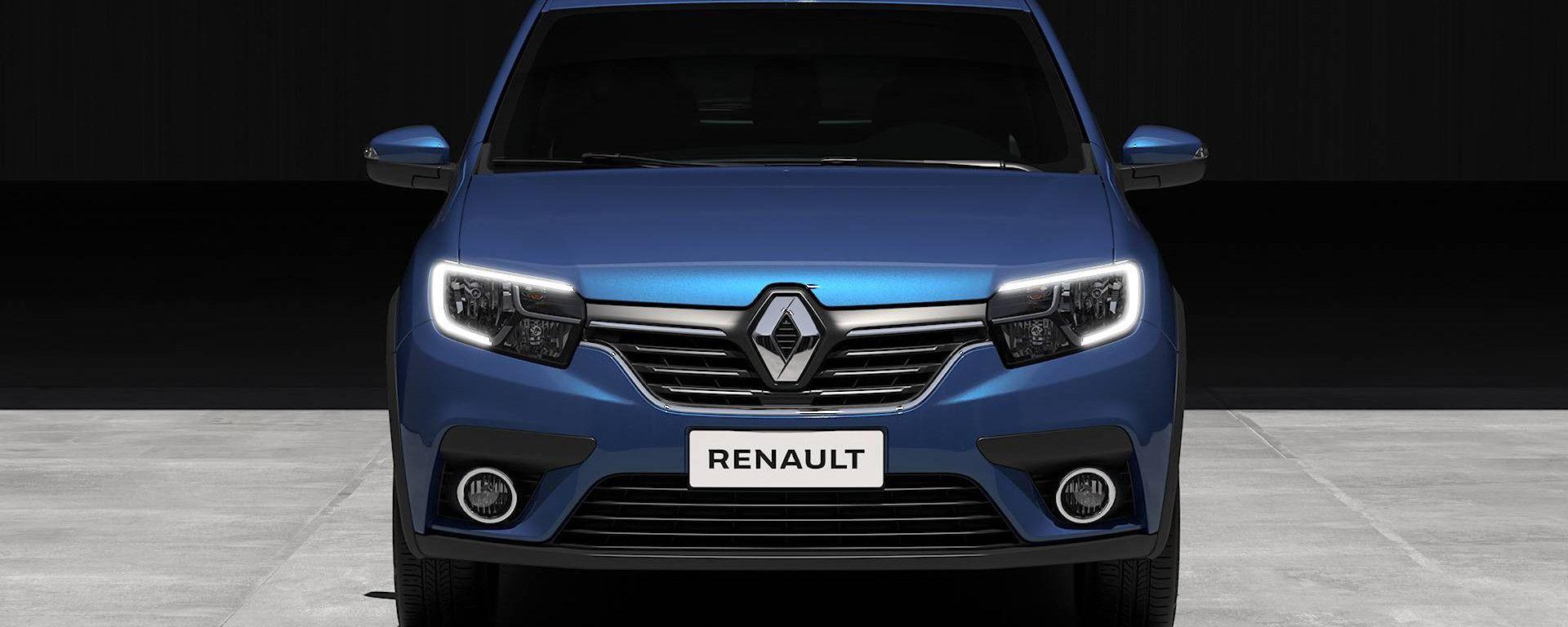 Dacia Sandero 2020, il frontale
