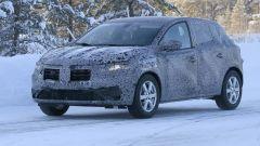 Dacia Sandero 2021, le foto spia di febbraio 2020