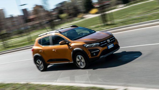 Dacia Sandero Comfort GPL: concretezza su quattro ruote