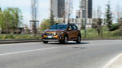 Dacia Sandero Comfort GPL: contenuti i consumi, anche in città
