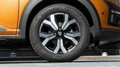 Dacia Sandero Comfort GPL: i cerchi in lega