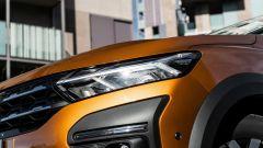 Dacia Sandero Comfort GPL: i nuovi gruppi ottici