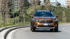 Dacia Sandero Comfort GPL: la nuova utilitaria franco-romena è ancora più personale