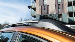 Dacia Sandero Comfort GPL: le pratiche barre laterali