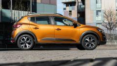 Dacia Sandero Comfort GPL: visuale laterale