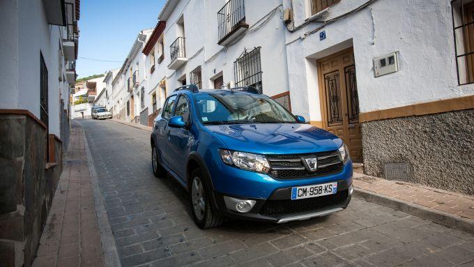 Immagine 11: Dacia Sandero e Sandero Stepway 2013