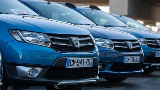 Immagine 23: Dacia Sandero e Sandero Stepway 2013