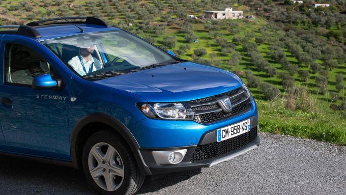 Immagine 26: Dacia Sandero e Sandero Stepway 2013