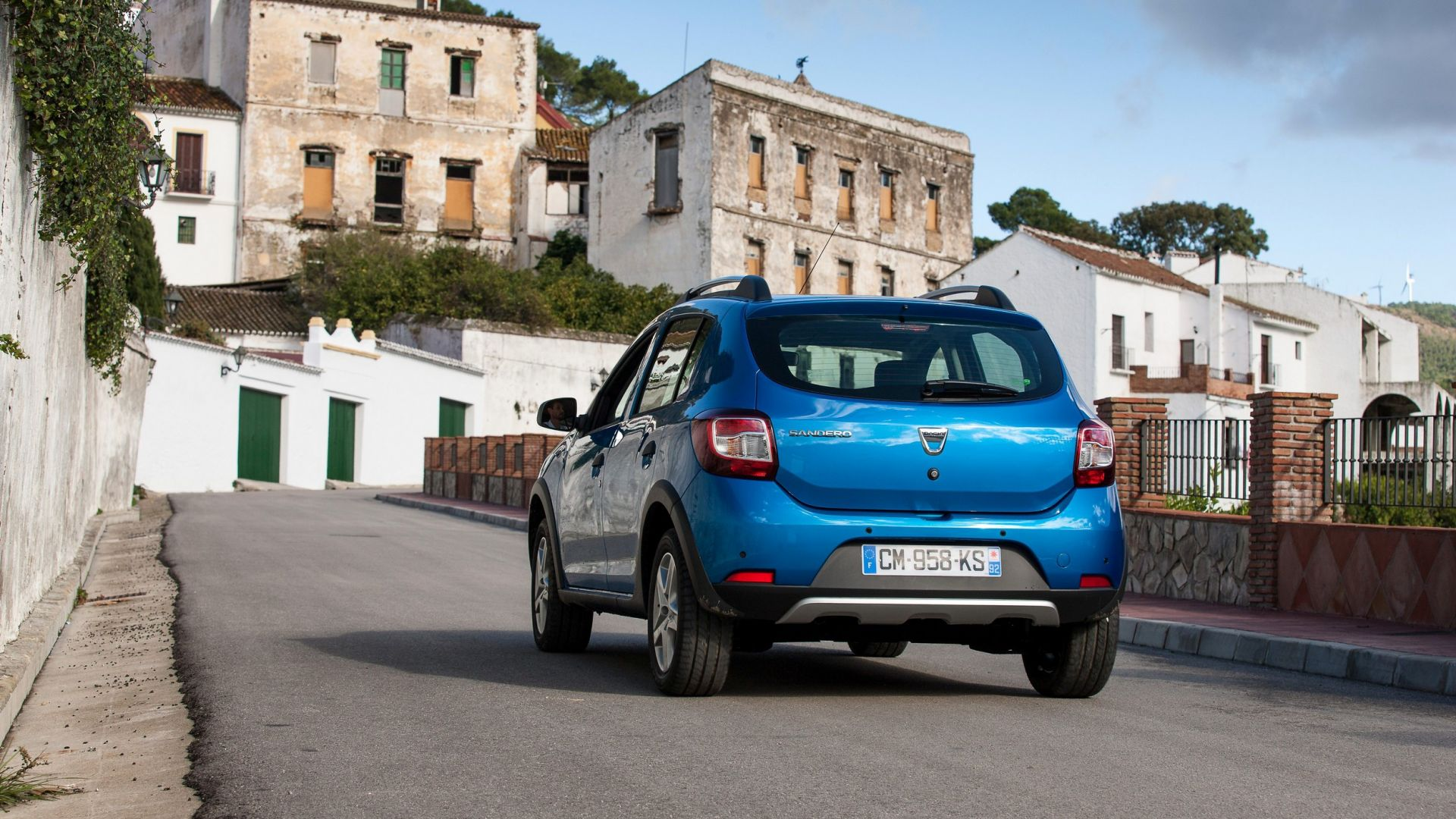 Immagine 16: Dacia Sandero e Sandero Stepway 2013