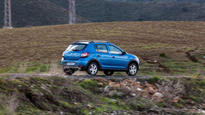 Immagine 9: Dacia Sandero e Sandero Stepway 2013