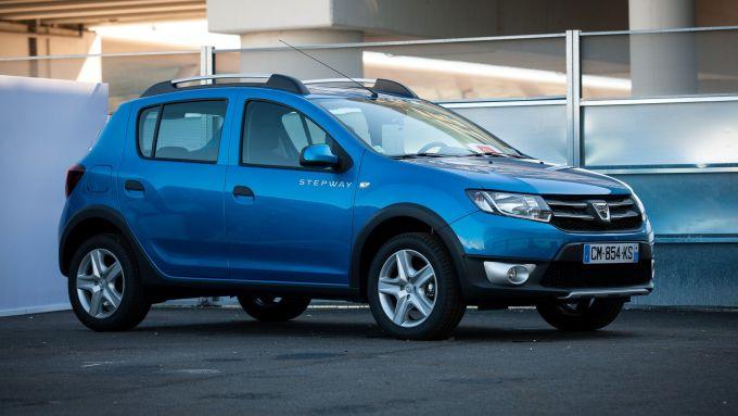 Immagine 2: Dacia Sandero e Sandero Stepway 2013