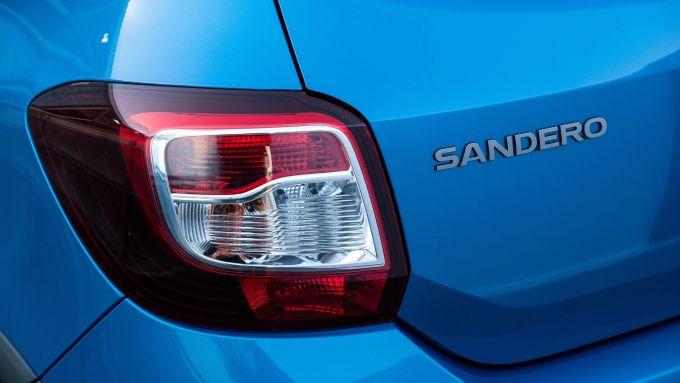 Immagine 38: Dacia Sandero e Sandero Stepway 2013