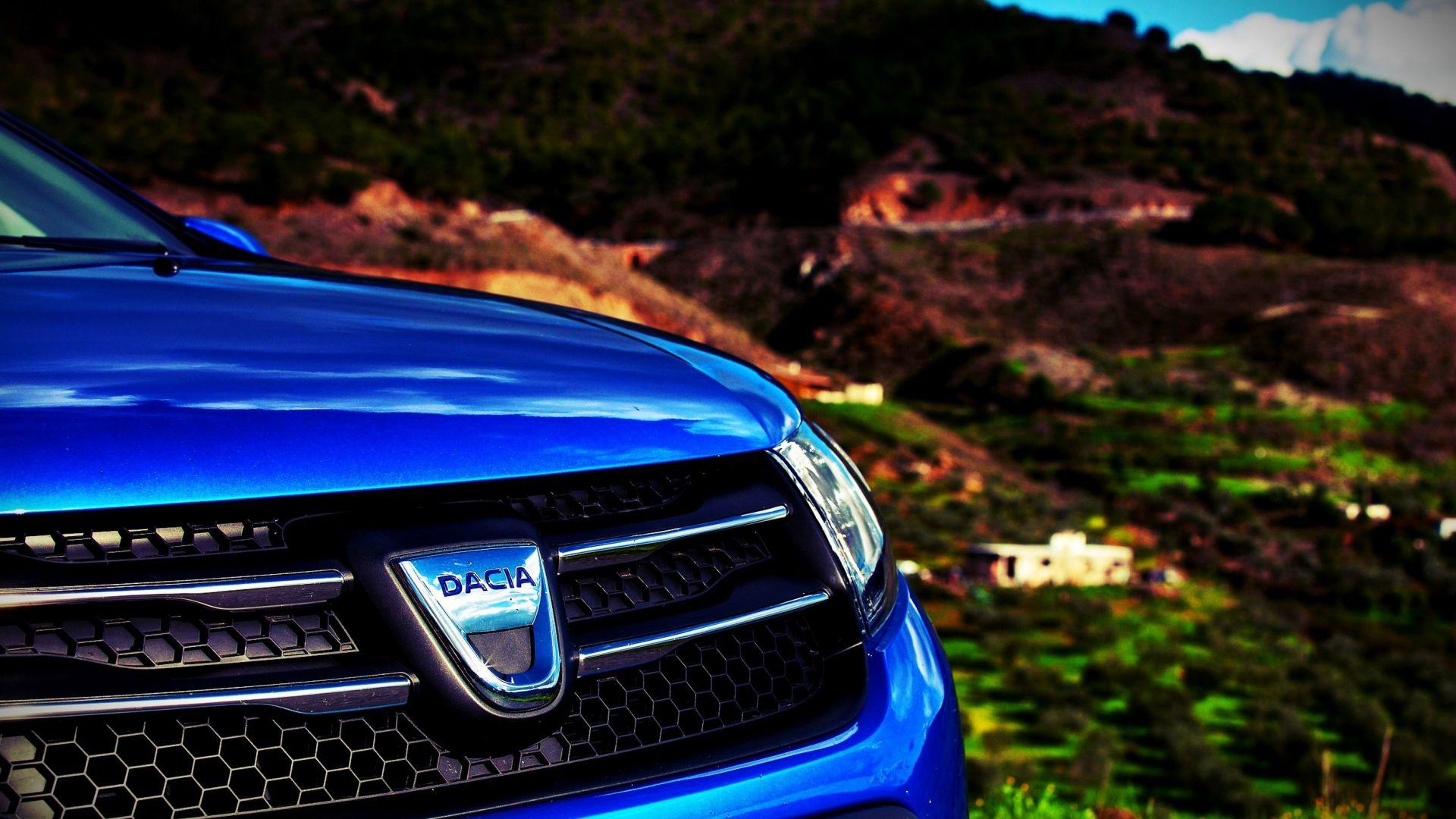 Immagine 1: Dacia Sandero e Sandero Stepway 2013