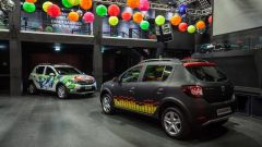 Dacia Sandero Hit Edition: una serie limitata a tutto volume - Immagine: 13