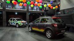 Dacia Sandero Hit Edition: una serie limitata a tutto volume - Immagine: 13