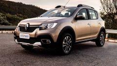 Dacia Sandero, ibrida in avvicinamento