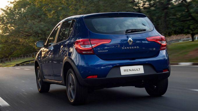 Dacia Sandero: la versione 2021 dovrebbe avere molto in comune con Renault Clio