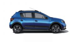 Dacia Sandero Stepway 15th Anniversary: vista laterale