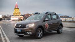 Dacia Sandero Stepway 2017: il modello alto da terra è il più richiesto dalla clientela