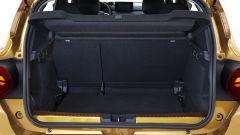 Dacia Sandero Stepway 2021: bagagliaio
