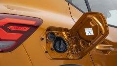 Dacia Sandero Stepway 2021: bocchettone benzina/GPL