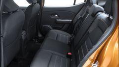 Dacia Sandero Stepway 2021: divanetto posteriore