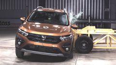 Dacia Sandero Stepway bocciata ai test Euro NCAP. Ecco perché [VIDEO] - Immagine: 2