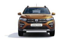 Dacia Sandero Stepway 2021: frontale