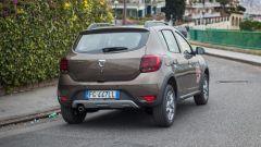 Dacia Sandero Stepway 2017: prova, dotazioni, prezzi [video] - Immagine: 6