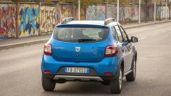 Dacia Sandero Stepway 0.9 TCe 90 cv Turbo GPL - Immagine: 11