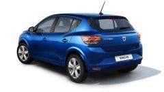 Dacia Sandero Streetway 2021: 3/4 posteriore