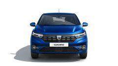 Dacia Sandero Streetway 2021: frontale