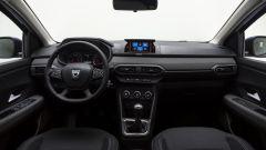 Dacia Sandero Streetway 2021: gli interni