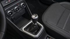 Dacia Sandero Streetway 2021: la leva del cambio