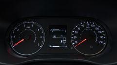 Dacia Sandero Streetway 2021: quadro strumenti