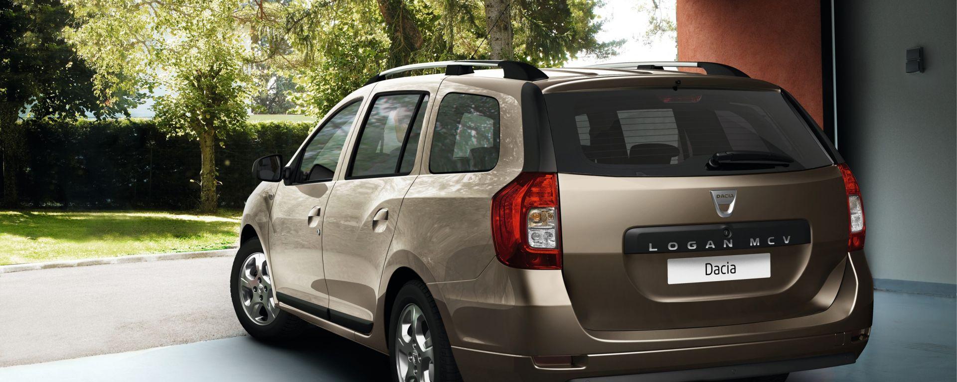 Dacia Sandero Wagon