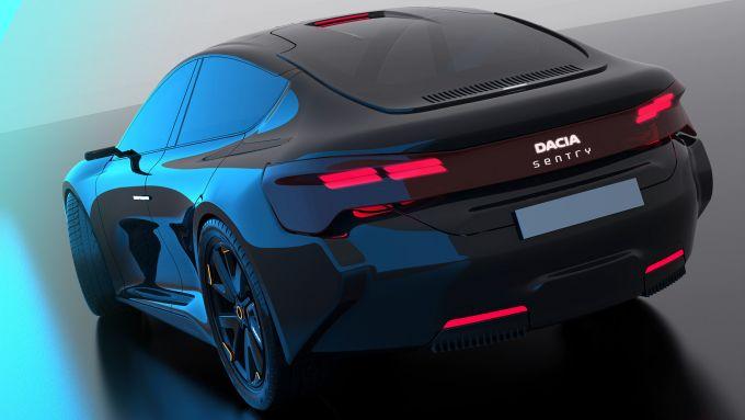 Dacia Sentry: che immaginazione!
