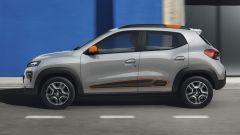 Dacia Spring 2021, i prezzi del piccolo crossover elettrico