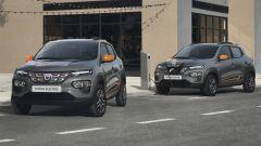 Dacia Spring, il primo SUV elettrico low cost
