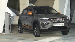 Dacia Spring, il vendita dal 2021