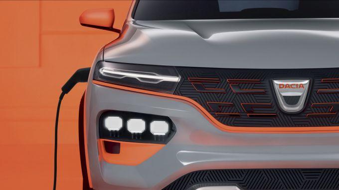 Dacia Spring: in arrivo nel 2021 il modello definitivo
