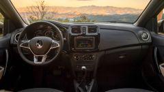 Dacia Stepway 2020: i nuovi interni con schermo più grande e Apple Car Play e Androd Auto