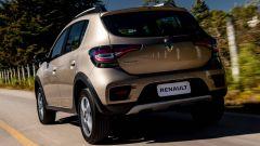 Dacia Stepway 2020: posteriore rivisto con nuove luci a led