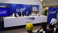 Dacia The Swap: conferenza stampa