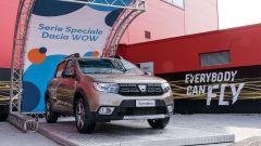 Dacia WOW: la serie speciale per Dokker, Sandero e Lodgy - Immagine: 2