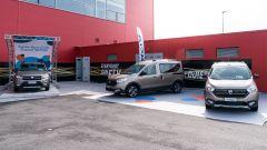 Dacia WOW: la serie speciale per Dokker, Sandero e Lodgy